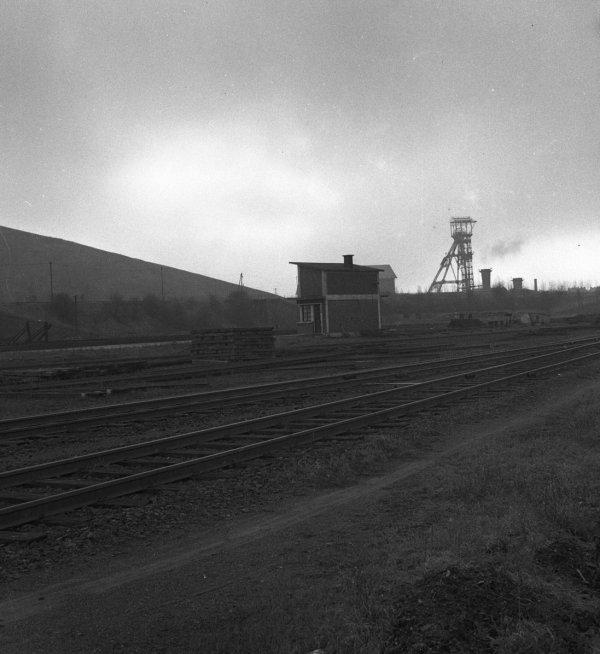Calonne Ricouart, photos anciennes de vestiges miniers disparus.