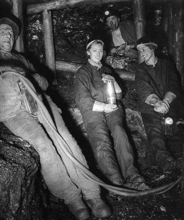 Gustave Marissiaux et Désiré Deleuze, photographes miniers belges.
