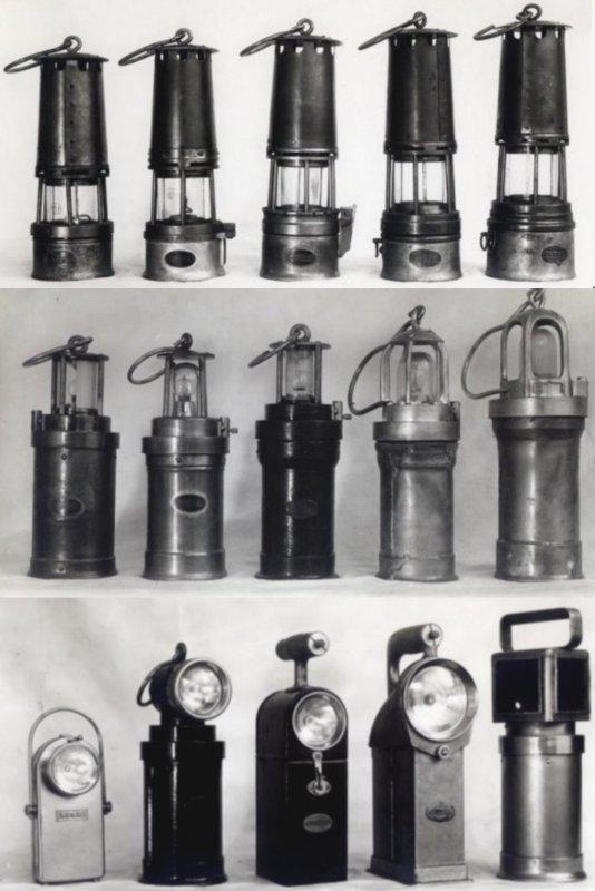 ARRAS, histoire de la prestigieuse fabrique de lampes minières