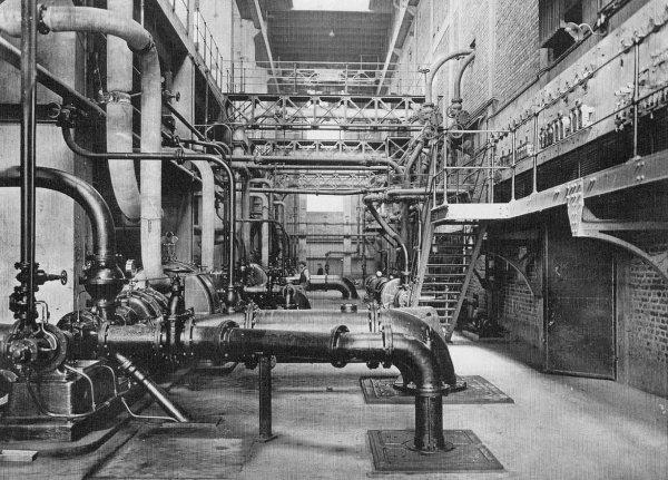 Compagnie des Mines d' Aniche en 1926 - 8 / 9