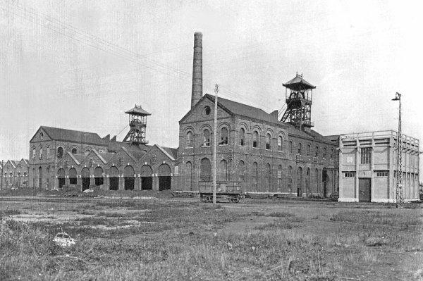 Compagnie des Mines d' Aniche en 1926 - 2 / 9