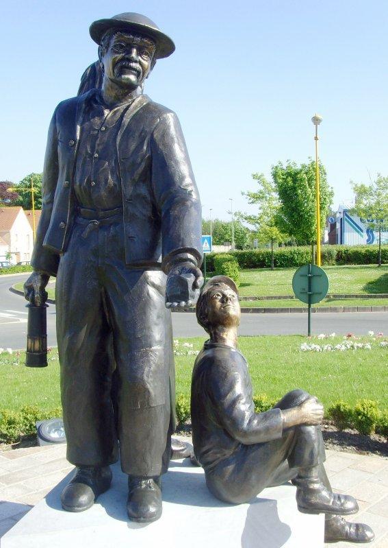 Mémorial du mineur des fosses d'Auchel