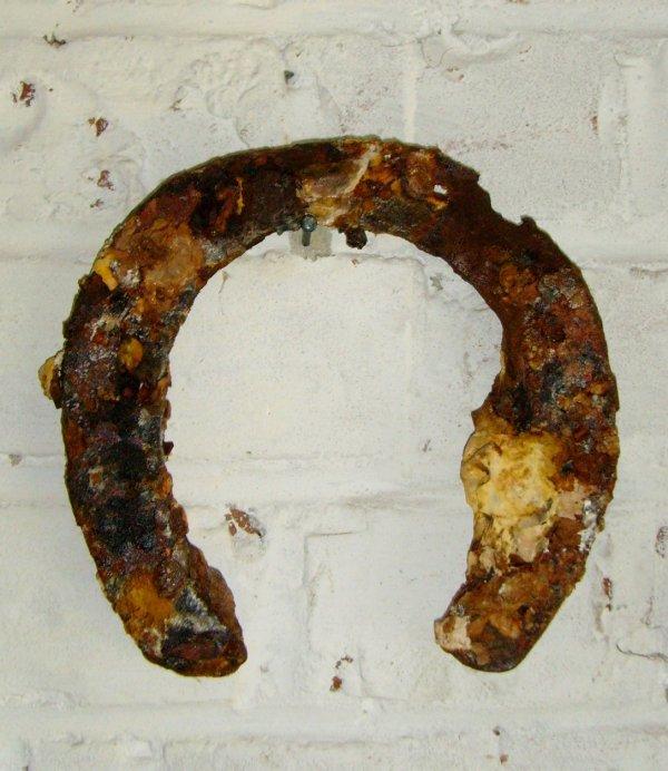 L' fer à ch'val de l' fosse 6 d' Calonne Ricouart.