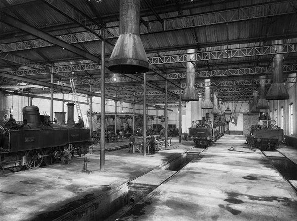 Bruay les Mines à la fin du XIX ème siècle