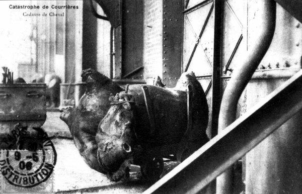 108 ème anniversaire de la catastrophe des Mines de Courrières