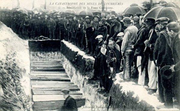 108 ème anniversaire de la catastrophe des Mines de Courrières - suite