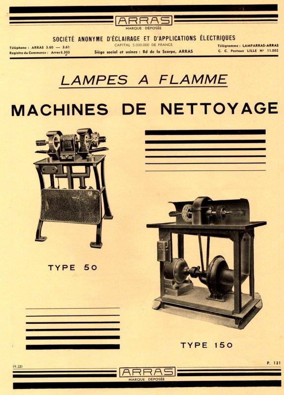 Les lampisteries des mines  - organisation et fonctionnement