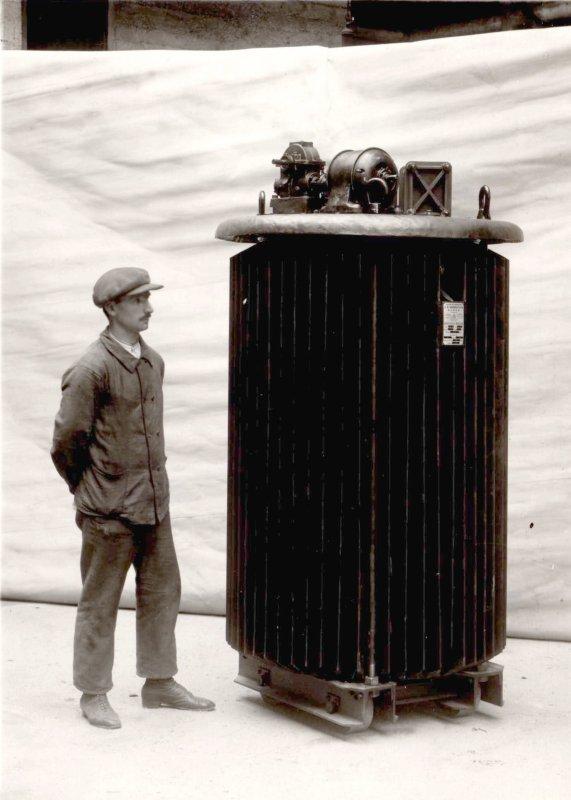 Photos anciennes de l' usine de lampes de mine ARRAS - 2/3