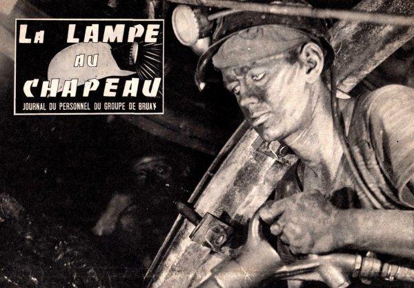 Historique des différents magazines édités par les Houillères