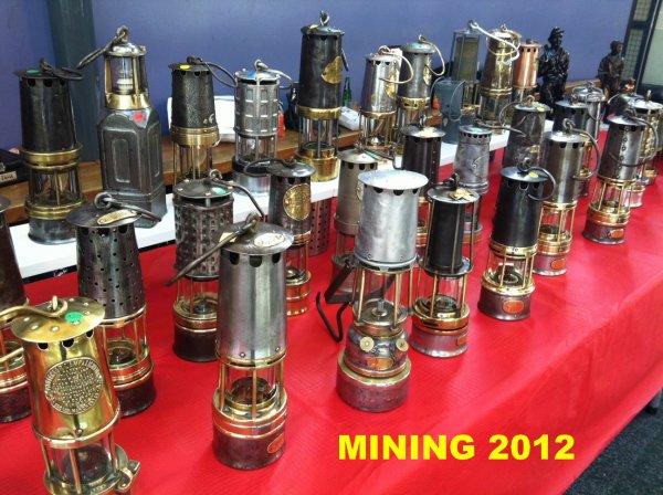 MINING 2012 - 1/2