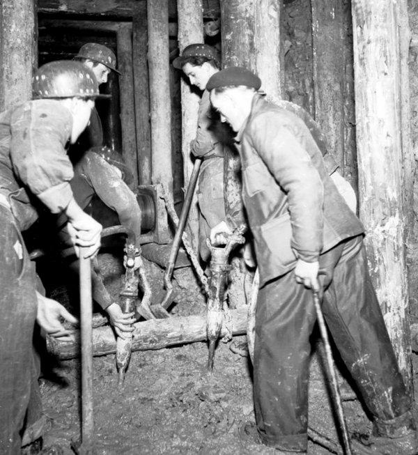 Maquettes minières au Centre Historique Minier de Lewarde