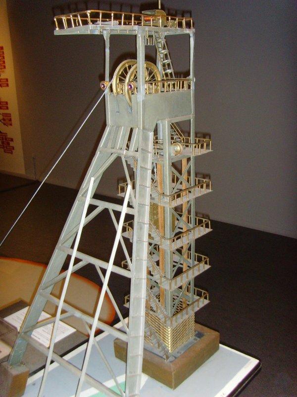 """Exposition """" Des machines et des hommes """" au Centre Historique Minier de Lewarde"""