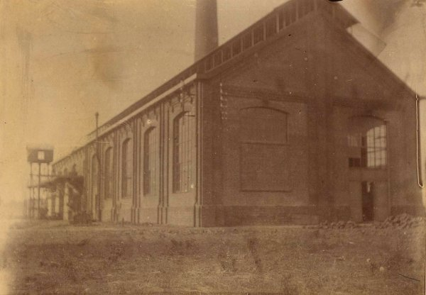 Anciennes photos de la Compagnie des Mines de Bruay en 1900 - suite