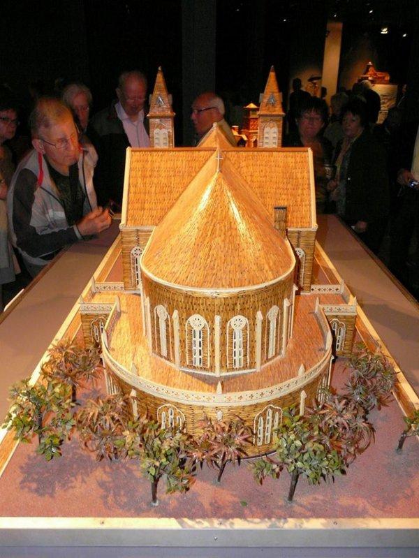 Exposition de maquettes au Centre Historique Minier de Lewarde du 22/06 au 31/12/2013 - 2/3