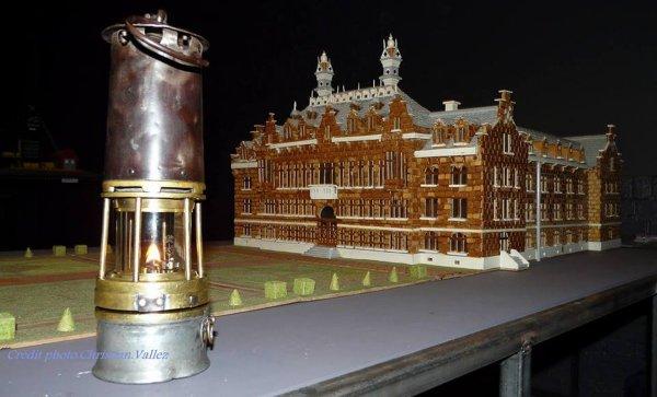 Exposition de maquettes au Centre Historique Minier de Lewarde du 22/06 au 31/12/2013 - 3/3