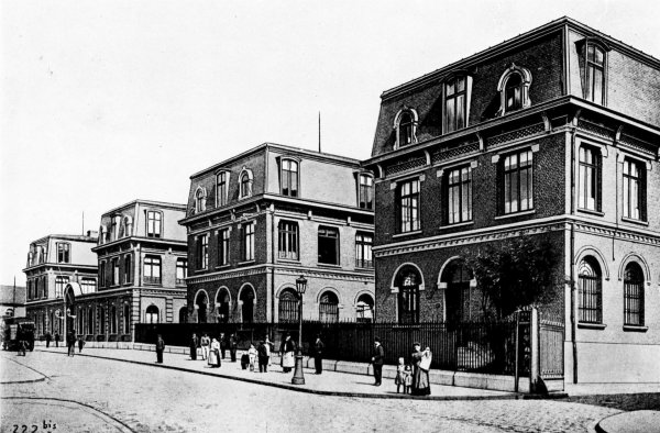 Photos anciennes des mines de Lens vers 1910 - 1920 -  2/3