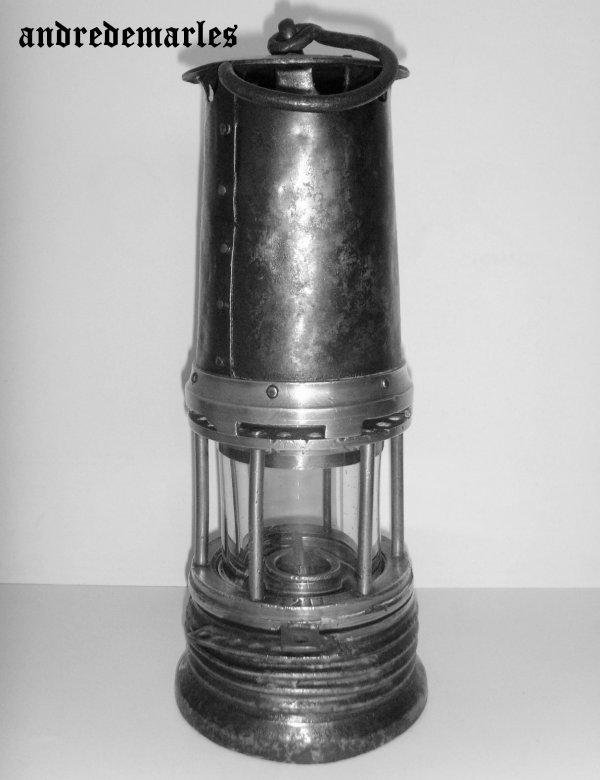 Les lampes de mineur Marsaut