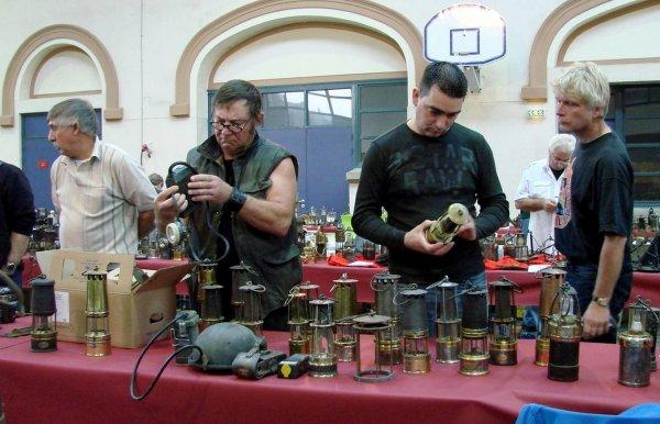 Mining 2013 de Bully les Mines - 13ème salon international de l' objet minier - dimanche 6 octobre 2013 - 1/3