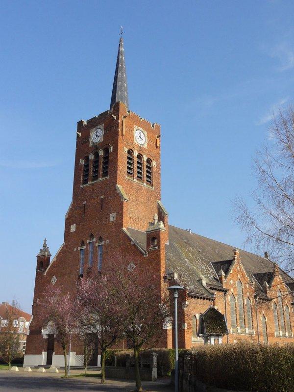 Eglise Notre-Dame-des-Mineurs de Waziers