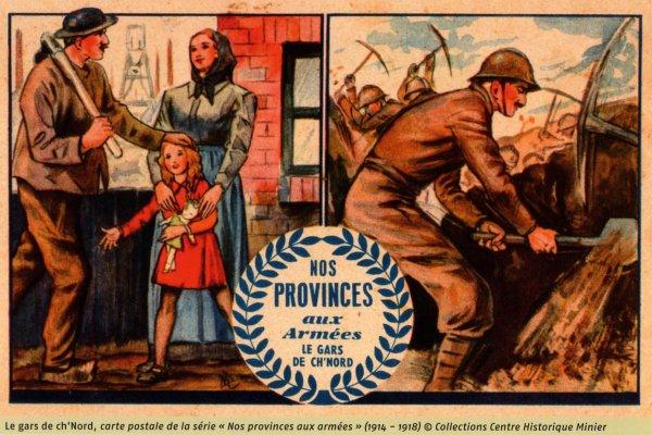 Nouvelles expositions au Centre Historique Minier de Lewarde