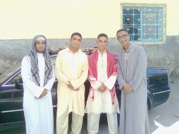 moussa & yassine & mostapha & abdo ( king 4 )