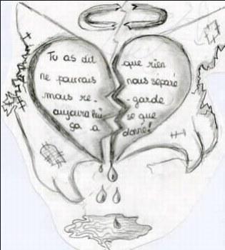 C'est quoi l'espoir ,l'espoir d'amour Regardé se que sa a donné
