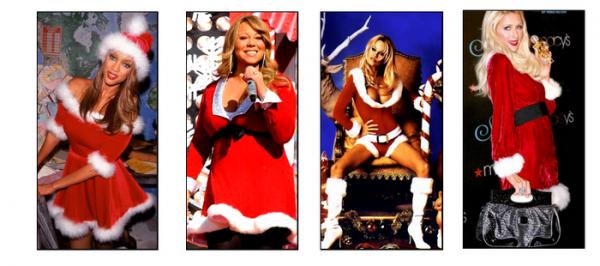 Laquelle d'entre elles est la plus sexy en Maman Noël ?