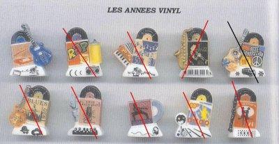 les annee vinyl