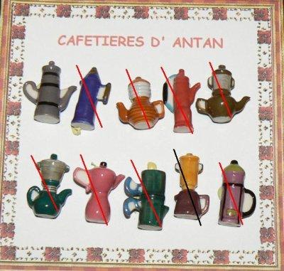 les cafetieres