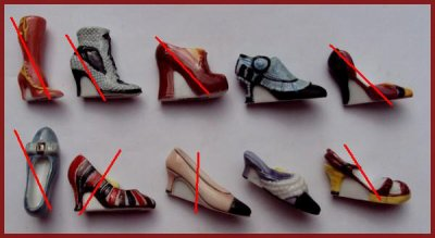 les chaussures
