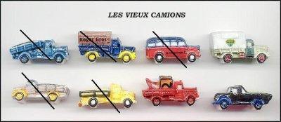 les vieux camions