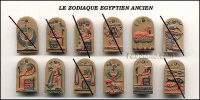 zodiaque egyptien anciens