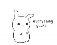 ...  Je me déteste tellement ~