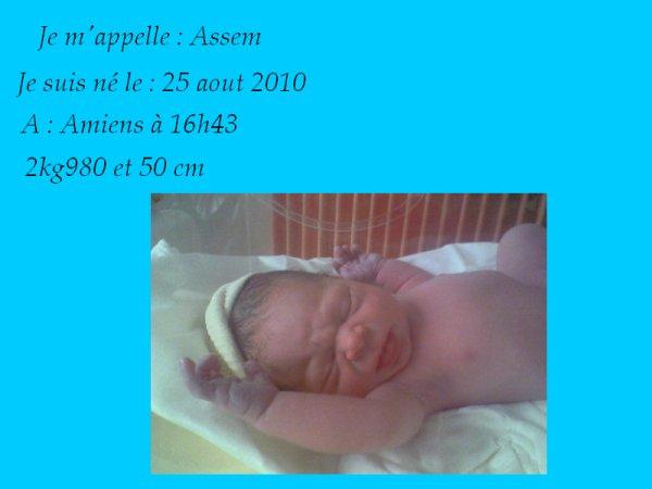 Bienvenue a Assem !