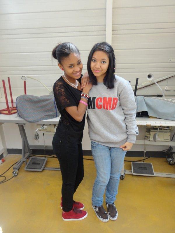 Moi && Elle ♥