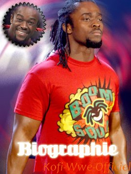 Biographie de Kofi Kingston