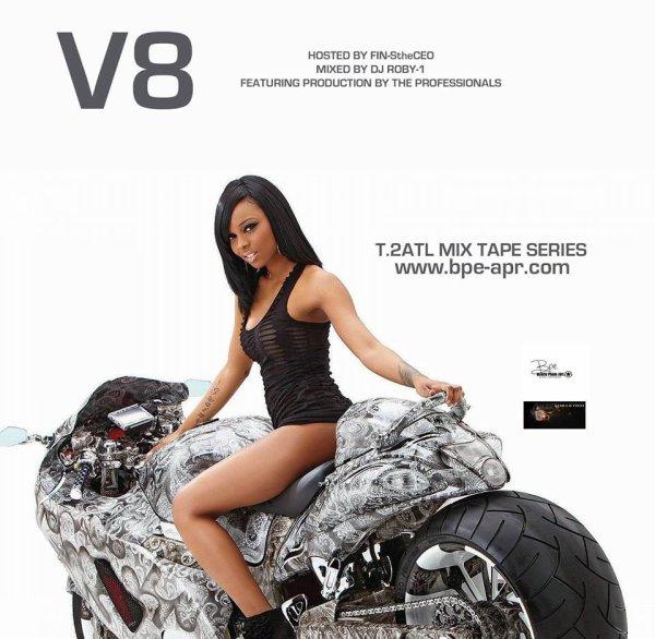 T.2ATL VOLUME 8 ( MIX TAPE )