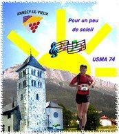 9ème édition du Trail des Glaisins