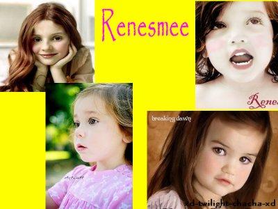 Voila un article sur Renesmee <3