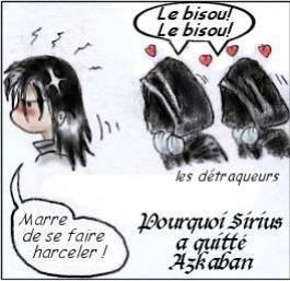 l'histoire de sirius XD