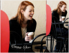 .  02/02/2012 : Emma Stone a était aperçus à la terrasse d'une café avec une ou un ami(e), nous ne voyons pas sur les pho- tos prisent, à Los Angeles. A ce que nous voyons, elle a l'air de pas mal se marrer. Elle est rayonnante ! _______Vos avis ?    .