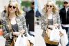 13.05.2013 : La belle Emma a été vu dans les rues de New-York entrain  de faire des courses.