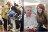 26.06.2013 :  VACANCES, en effet Emma et Andrew ont fait leurs valises et décollent pour la Suède.