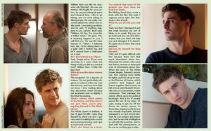 Max Irons pour LAFT Magazine : IronsMax, ta source française sur le talentueux Max Irons.
