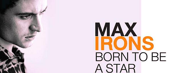 Max Irons pour Glow Magazine - avril 2013: Max est juste sublime sur ce photoshoot  *-*