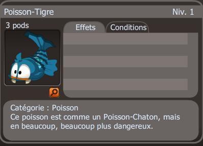 Poisson rare !