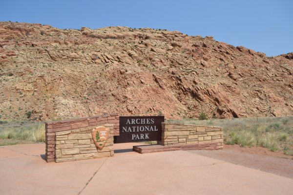 Arrivée à Moab