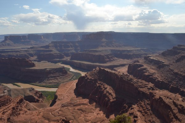 Canyonlands Park et Dead Horse Point Park