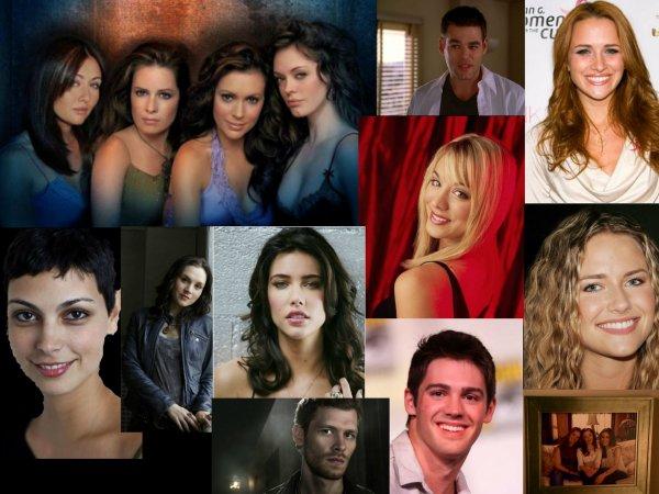 Charmed-Paige-Fanfic Saison 3 Episode 23 : Le Pouvoir des Quatre