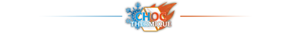 Live Stream « Choc Thermique » 17/12/15